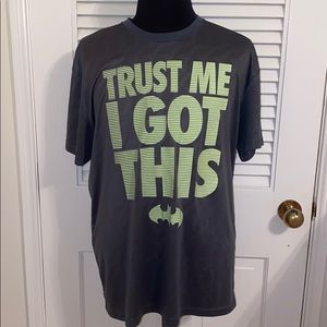 "Nike ""TRUST ME I GOT THIS"" Batman T-Shirt"